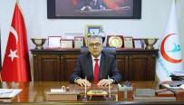 OBEZİTE - Müdür Öz'den Pulmoner Rehabilitasyon Haftası Mesajı