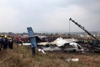 UÇAK KAZASI - Nepal'de yolcu uçağı düştü!
