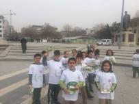 Öğrenciler Yeşilay Haftasını Kutladı