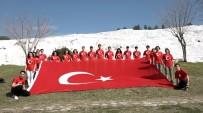 KıNALı - Okul Başkanlarından Mehmetçiğe Açıklaması 'Adımlarınız Tüm Dünyayı İnletsin'