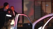 ALKOLLÜ SÜRÜCÜ - Otomobilden Havaya Ateş Eden Şahıslar Kovalamaca Sonucu Yakalandı