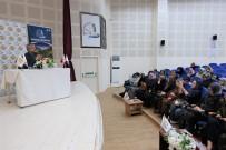 AHMET ÖZEL - Prof. Dr. Ahmet Maranki, Başiskeleliler'e Sağlıklı Yaşamı Anlattı