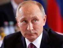 RUSYA DEVLET BAŞKANı - Putin'den itiraf: Yolcu uçağının düşürülmesi talimatını verdim