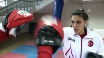 KADIN SPORCU - Ringlerin Şampiyon Kızı Yeni Hedefler Peşinde