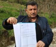 MADEN OCAĞI - Rize'de Altında Maden İşletmesi Olan Köy Kayıyor