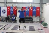 KAĞıTSPOR - Sabah Sporunda Halterle Tanışan Gençler Türkiye Şampiyonası'na Gidiyor