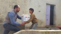 SADAKATAŞI - Sadakataşı'ndan Afrin'e Gıda Yardımı