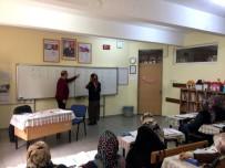 ÇELIKLI - Salihli'de Okuma-Yazma Seferberliği