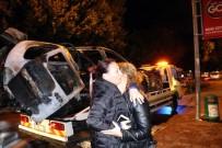 KıRKPıNAR - Satışa Çıkardıkları Araçları Yanınca Gözyaşlarına Hakim Olamadılar