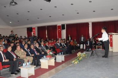 Şırnak'ta İstiklal Marşı'nın Kabulü Ve Mehmet Akif Ersoy'u Anma Etkinliği Düzenlendi