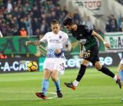 UYGAR BEBEK - Süper Lig Açıklaması T.M. Akhisarspor Açıklaması 0 - Trabzonspor Açıklaması 1 (İlk Yarı)