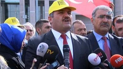 Başkan Eyüp Aksu: Avrupa'daki taksiciler gibi sağı solu yakıp yıkmak istemiyoruz (Video)