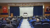 TAAHHÜT - 'Tarıma Dayalı İhtisas Organize Hayvancılık' Projesi