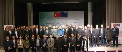 'Trabzon İklim Değişikliği İle Mücadele Ediyor' Projesinin  Açılış Toplantısı Yapıldı.