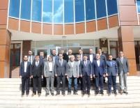 İMAM HATİP OKULLARI - Tunç, İmam Hatip Okulları Platformu İstişare Toplantısına Katıldı