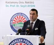 TÜRKIYE BILIMLER AKADEMISI - Türk Dünyası Kültür Başkenti Seçilen Kastamonu İstanbul'da Tanıtıldı