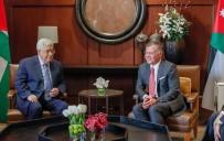 ÜRDÜN KRALI - Ürdün Kralı Ve Filistin Devlet Başkanı Amman'da Bir Araya Geldi