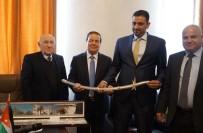 KAFKASYA - Ürdün Milletvekilleri Abhazya'yı Ziyaret Etti