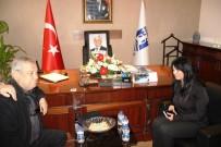 KONYASPOR - Yardımcısını Kaybeden Bodrum Belediye Başkanı Kocadon'un Zor Anları