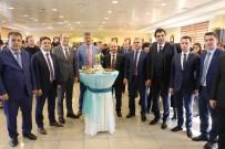 ADALET BAKANLıĞı - Yargıda Birlik Derneği Üyeleri Diyarbakır'da Bir Araya Geldi