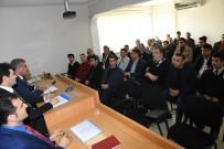 OLAĞANÜSTÜ HAL - Yeşilyurt'ta Taşeron İşçilerin Kadroya Geçiş Sınavı Başladı