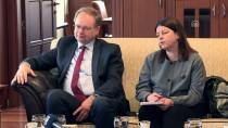 YILDIRIM BELEDİYESİ - AB Türkiye Delegasyonu Başkanı Berger Bursa'da Temaslarda Bulundu