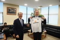 BURSA VALISI - AB Türkiye Delegasyonu Başkanı Berger'den Bursa'ya Övgü