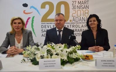 Adana Tiyatro Festivali 20. kez perdelerini açıyor
