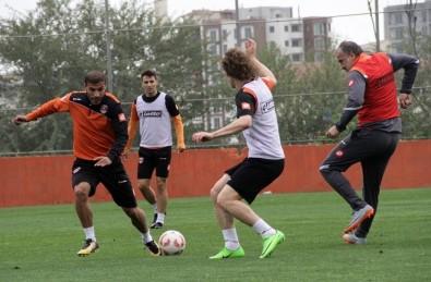 Adanaspor, Çaykur Rizespor Maçı Hazırlıklarına Başladı