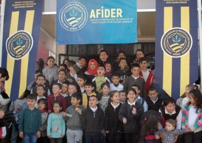 AFİDER'den Dezavantajlı Bölgelerde Eğitime Destek Projesi