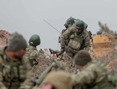 Afrin'de alçak tuzak: 10 asker yaralı