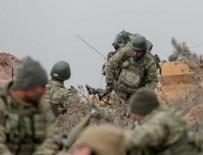 AZEZ - Afrin'de alçak tuzak: 10 asker yaralı
