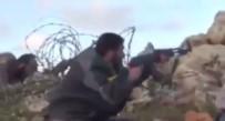 İLK MÜDAHALE - Afrin'de Sıcak Çatışma Görüntülendi