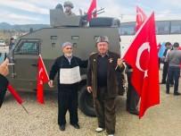 Afrin'deki Mehmetçiğe Moral Desteği