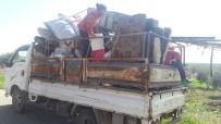 AZEZ - Afrin'den Sivil Çıkışları Sürüyor