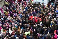FEVZI ÇAKMAK - Afrin Şehidi Gözyaşlarıyla Son Yolculuğuna Uğurlandı