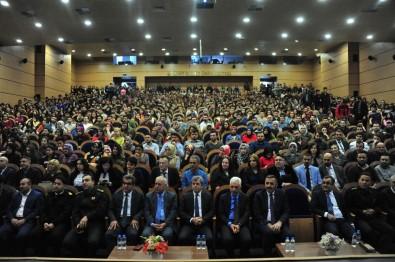 Ağar'dan, 'Bir Varoluş Hamlesi Açıklaması Afrin' Konferansı