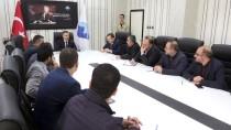 SÜLEYMAN ELBAN - Ağrı'da 2018 Yatırım Yılı Olacak