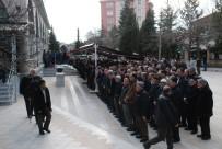 MEHMED ALI SARAOĞLU - AK Parti Kütahya Milletvekili Ahmet Tan'ın Kayınpederi Vefat Etti