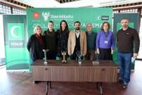 AYŞE TOLGA - AKÜ Güzel Sanatlar Fakültesi Öğrencileri Ödüllendirildi