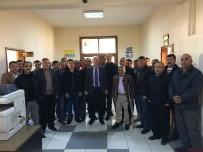 ZABITA MÜDÜRÜ - Alaçam Belediyesinde Taşeron İşçi Mülakatları Başladı