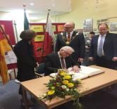 DUISBURG - Almanya Cumhurbaşkanı, Türk Gelinlik Mağazasını Ziyaret Etti