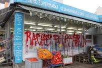 DARMSTADT - Almanya'da Türk Marketine Saldırı