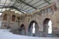 YABANCI TURİST - Andaval Kilisesi Turizme Kazandırılıyor