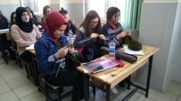 İSMET İNÖNÜ - Antalya'daki Öğrencilerin İlmeği Afrin'deki Mehmetçik'i Isıtacak