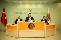 TAŞERON YASASI - Atakum Belediyesinde 466 İşçi Kadrolu Olmak İçin Mülakata Giriyor