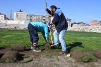 ORTAHISAR - Avni Aker Stadı'nın Çimleri Ekopark'ta Yaşayacak
