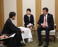 EKONOMİ BAKANI - Bakan Zeybekci, Toyota Başkan Yardımcısı Hayakawa'yı Kabul Etti