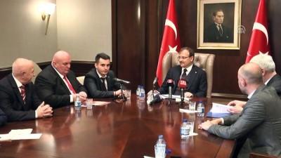 Başbakan Yardımcısı Çavuşoğlu Açıklaması