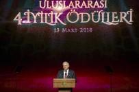 RAMAZAN BAYRAMı - Başbakan Yıldırım, Uluslararası İyilik Ödülleri Töreninde Konuştu